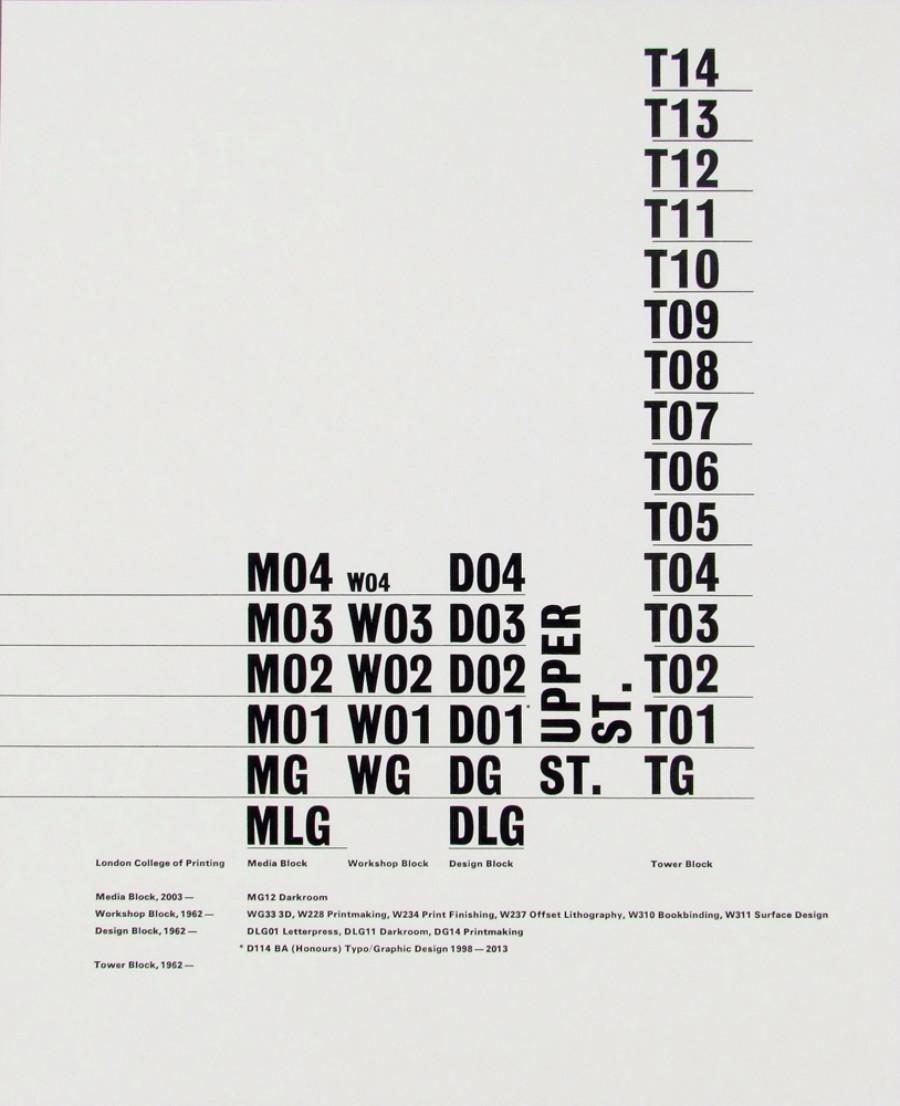 6x6: Collaborative Letterpress Project