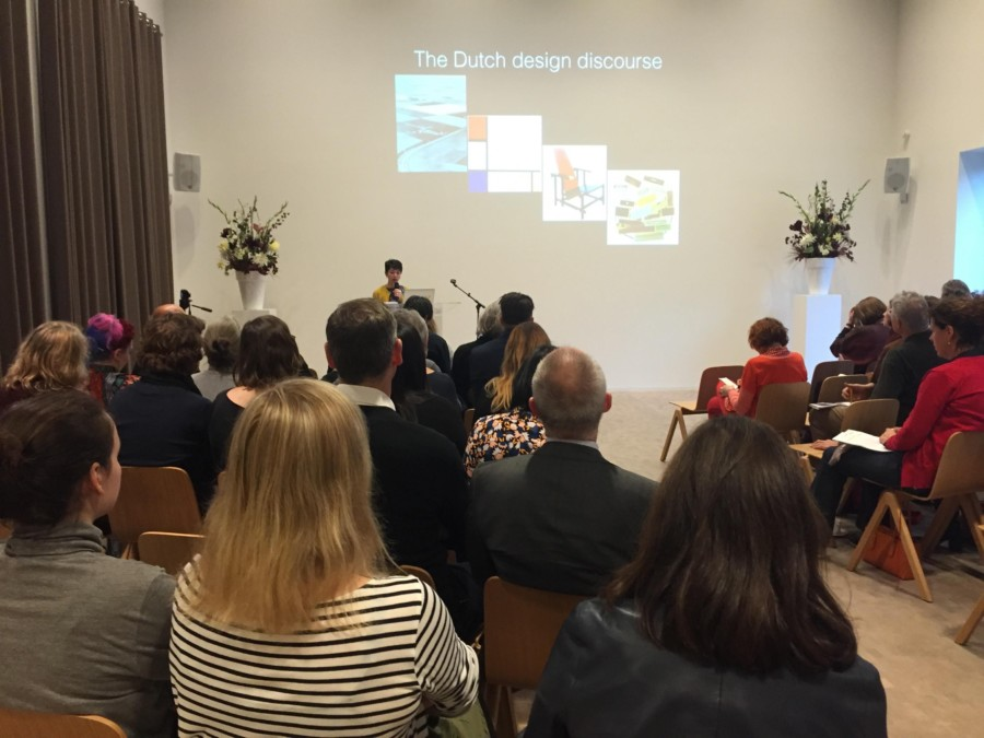 Report on the Dutch Design History Society's annual symposium, 9th December 2016.