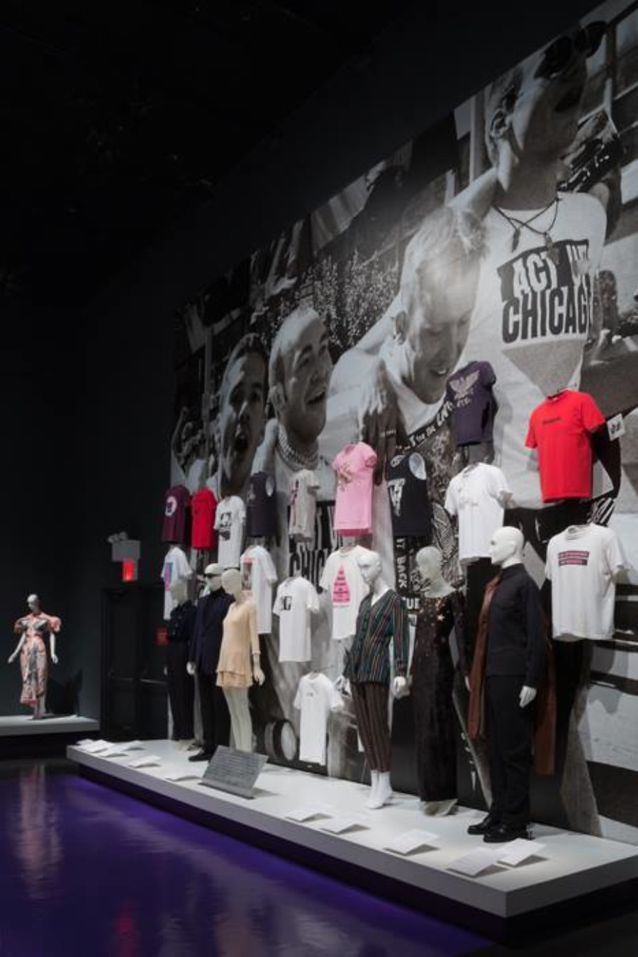 """Exhibition and Symposium Report """"A Queer History of Fashion: From the Closet to the Catwalk"""""""