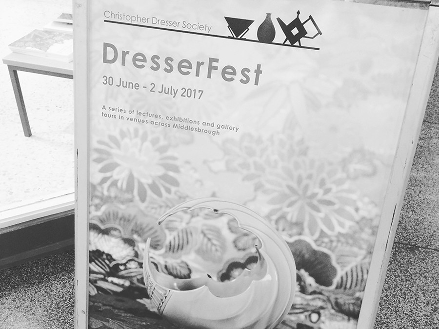 Feature: DresserFest - Christopher Dresser, Japonism and the Victorian World of Goods