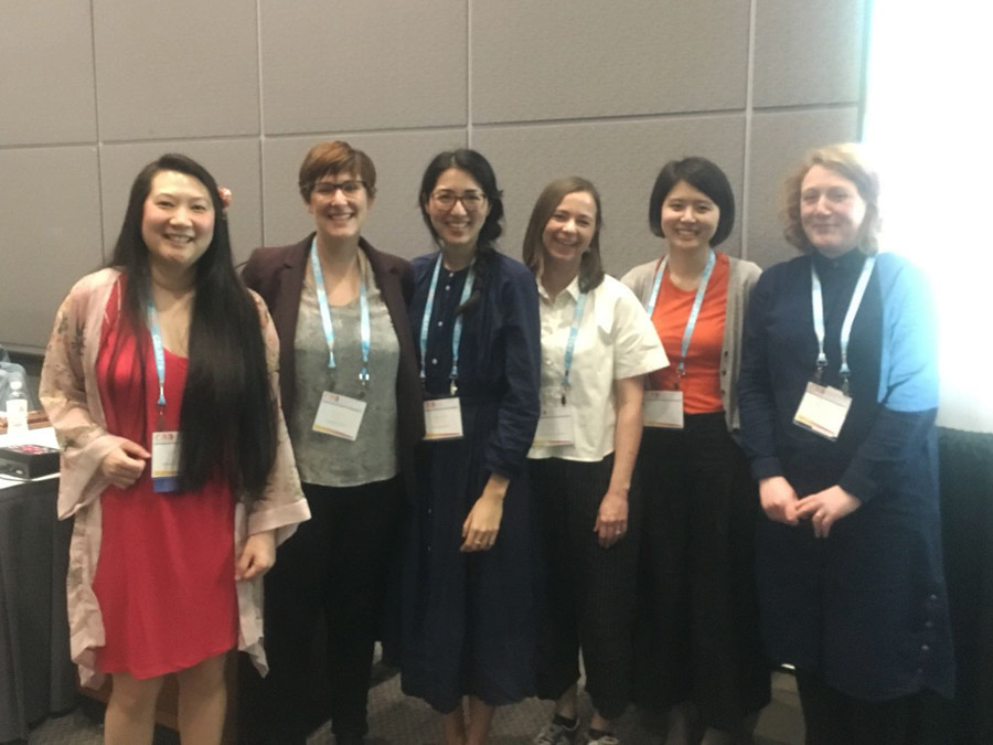 Report: Design History Society Affiliated Panel – CAA 2018 by Hui-Ying Kerr and Rebecca Bell
